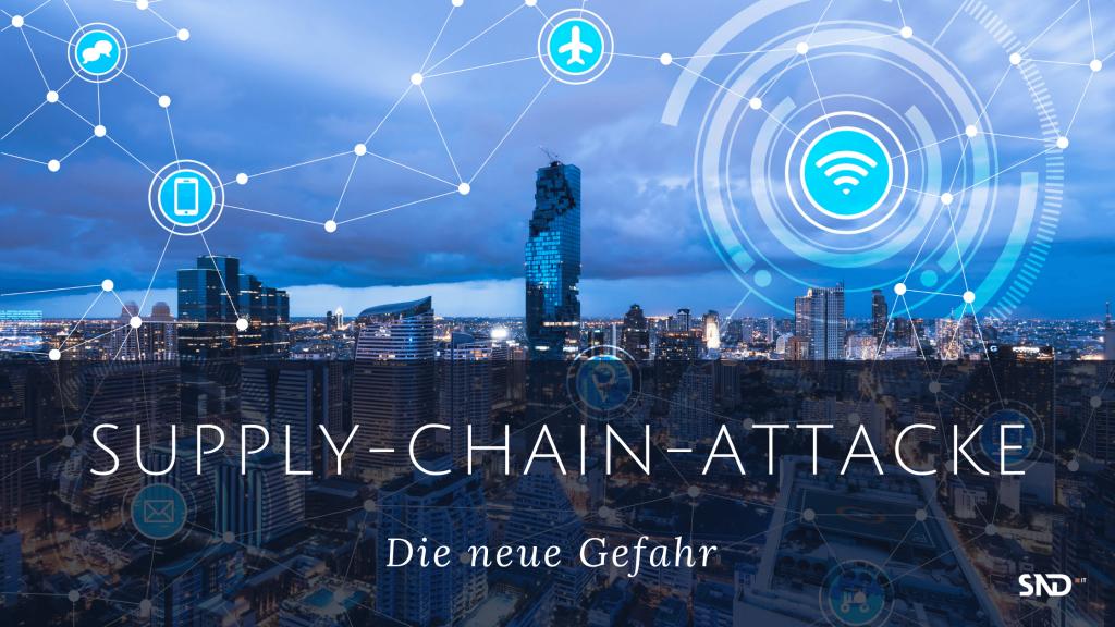 Gefährdung deutscher KMU durch Cyber-Attacken über Drittanbieter